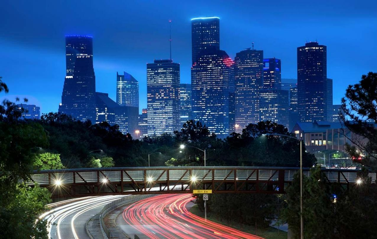 Image of a skyline. Photo credit: Getty