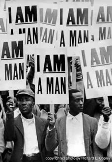 Memphis Strike 1968