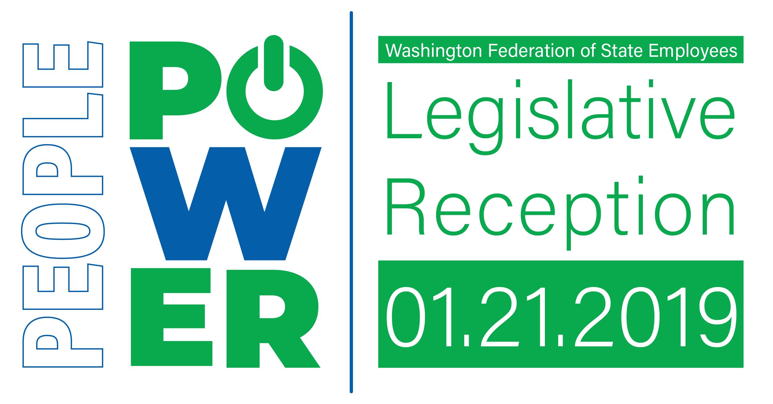 2019 Legislative Reception