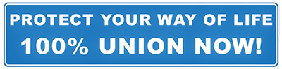 100 percent union