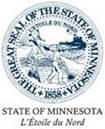 Seal State of Minnesota