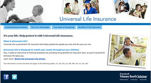 Trustmark Universal Life